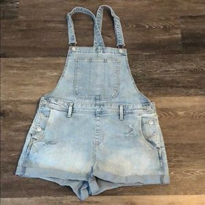 Old Navy Short Overalls.